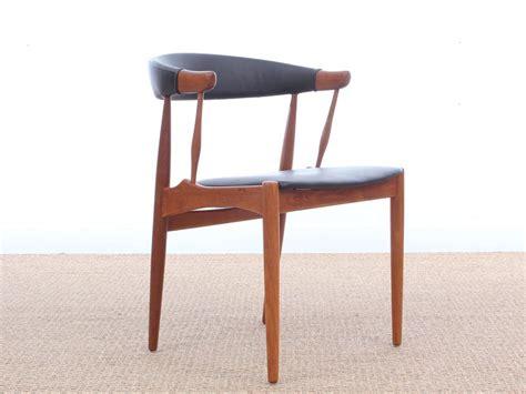 fauteuil teck et cuir fauteuil teck et cuir 28 images fauteuil de bureau scandinave en teck et simili cuir noir
