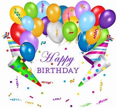 Birthday Transparent Happy Clipart Yopriceville