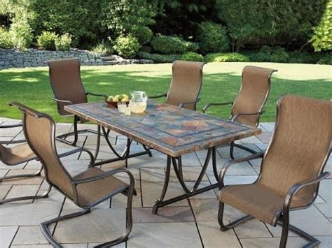 costco patio dining sets costco patio furniture pit dining table outdoor teak