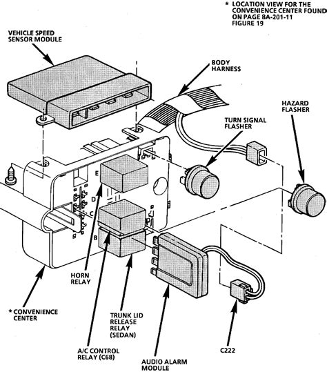 chevy s10 horn wiring diagram get free image about