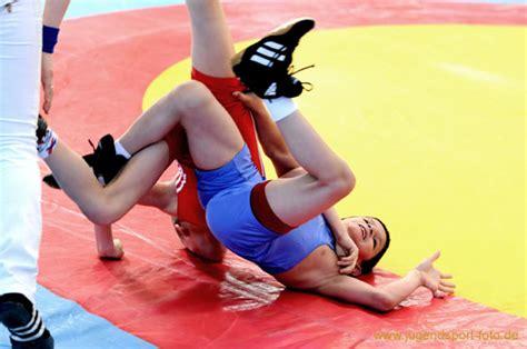 Girls Wrestling Boys Blog