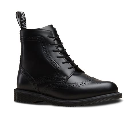 delphine smooth womens boots  official  dr martens store