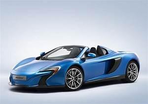 McLaren To Unveil Unique P1 And 650S At Pebble Beach