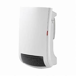 Petit Radiateur Soufflant : radiateur soufflant cb 2005 blanc 1000 1800 w s p unelvent 670464 ~ Melissatoandfro.com Idées de Décoration