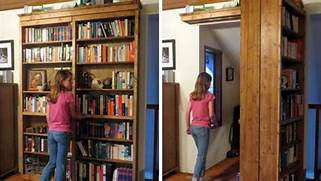 DIY Sliding Bookshelf Door For Your Secret Room DIY Cozy Home DIY Desk Ideas For Study Room Furnish Burnish 40 Brilliant DIY Shelves That Will Beautify Your Home Page 2 Of 4 Your Home Good Ideas On How To Build A Wall Bookcase For Your Home