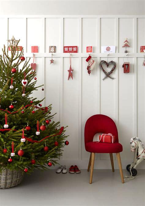 scandinavian style christmas clair strong interior