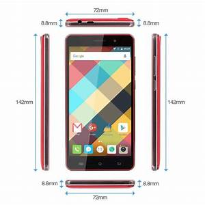 Kompakte Smartphones 2016 : g nstiges smartphone cubot rainbow f r 53 90 ~ Jslefanu.com Haus und Dekorationen