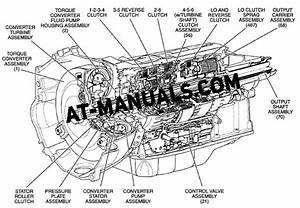 Transmission Repair Manuals 8l90  8l45