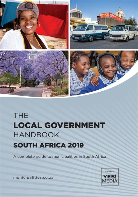 Local Government Handbook - South Africa 2019 by Yes Media ...