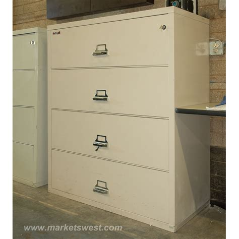 fireproof lateral file cabinet 4 drawer legal size fireproof lateral file cabinets pre