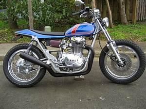 Racing Caf U00e8  Yamaha Xs 650 Tracker