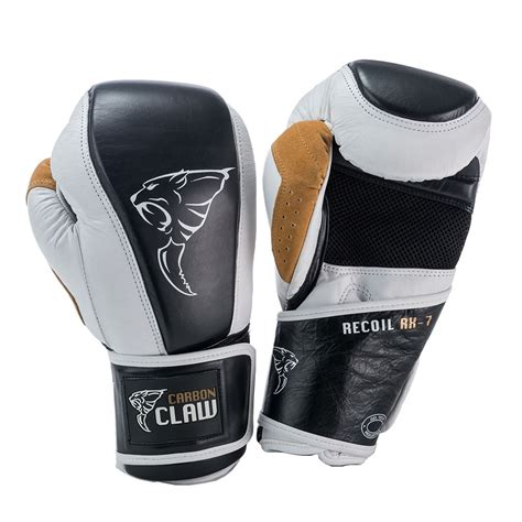 carbon claw recoil rx  leather bag gloves
