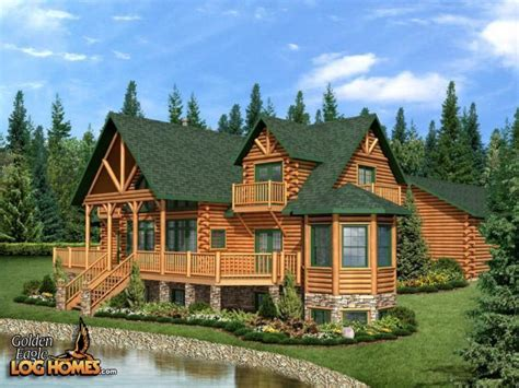 Best Log Cabin Home Plans Best Log Cabin Home Designs