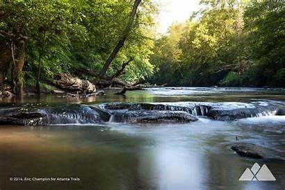 River Yellow Park Trails Atlanta Trail Hiking