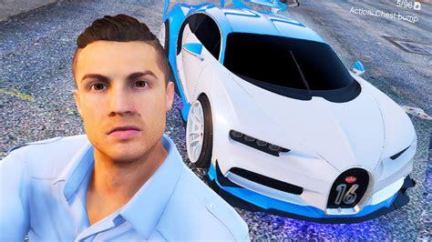 With an annual income in. GTA V - Cristiano Ronaldo CR7 Bugatti Chiron #01 (GTA 5 Chiron Mods) - YouTube