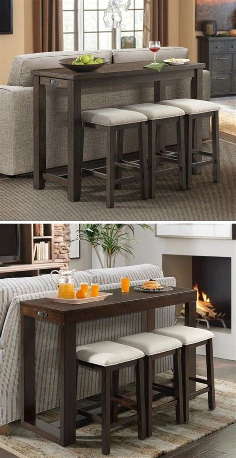 hardy counter height bar table set   stools