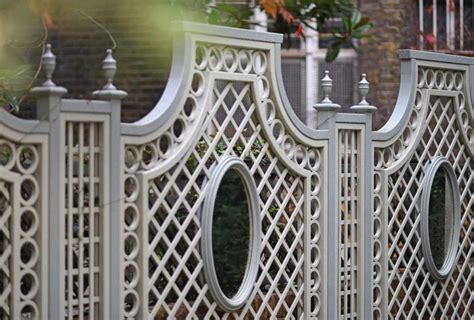 Metal Trellis Fence Panels by Decorative Fence Panels Essex Uk The Garden Trellis