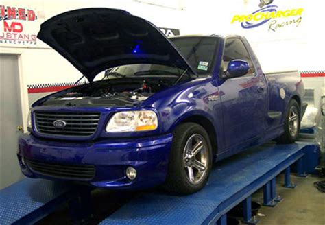 rpm outlet  ford lightning   project truck