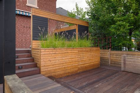 Ipe Deck Tiles Toronto by Ipe Deck With Tub Modern Deck Toronto By