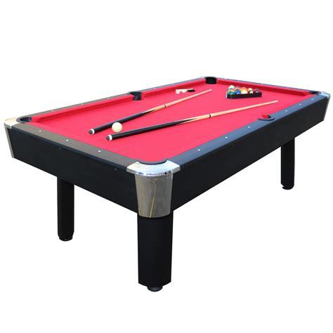 table tennis top for pool table sportcraft arlington 7ft red billiard table w bonus table