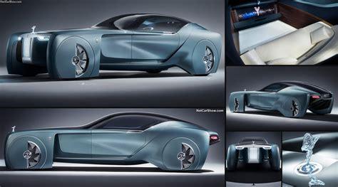 Rolls-royce 103ex Vision Next 100 Concept (2016