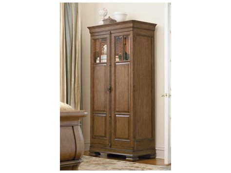 Universal Furniture New Lou 38''l X 21''w Cognac Wardrobe