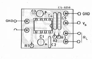 tda2822m simple low power stereo amplifier With tda2822 datasheet dual power amplifiers