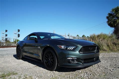 2016 5 0 Mustang Hp by 2016 Ford Mustang Gt Premium Performance Pack Supercharged