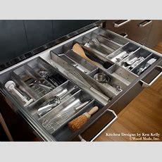 Kitchen Drawer Organizer  Kitchen Organizers  Gadget Drawer