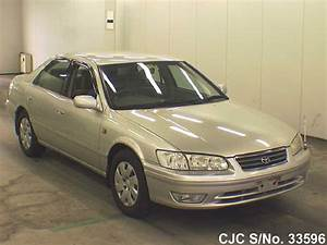 1999 Toyota Camry Silver For Sale