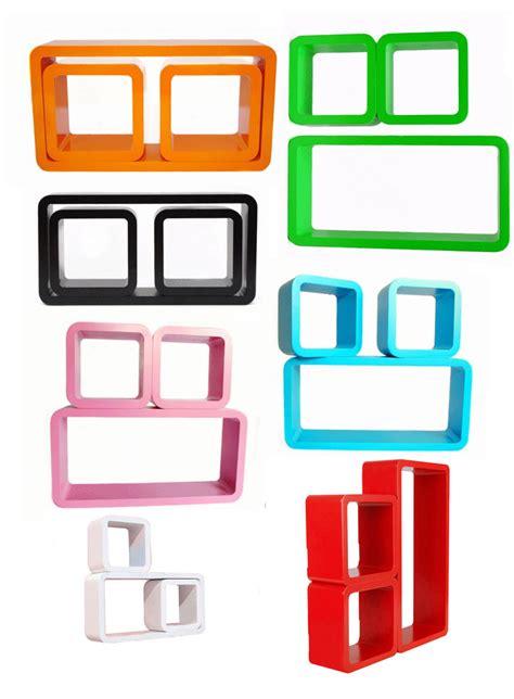 siege social leroy merlin étagère murale cube lot de 3 set design livres cd