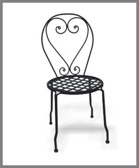 black wrought iron dining chairs whereibuyit