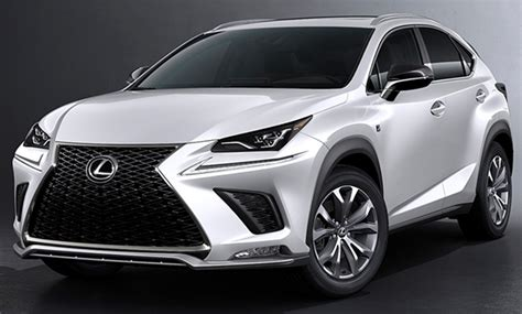 lexus nx   review redesign engine
