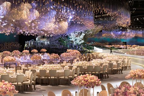 top  luxury wedding planners  dubai arabia weddings