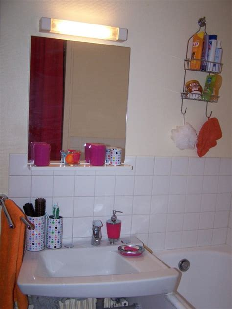 bureau de chambre pas cher salle de bains et orange photo 4 7 3512822