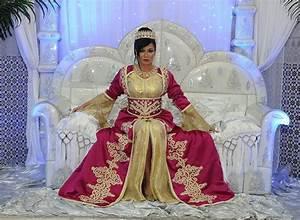 Robe De Mariage Marocaine : boutique caftan moderne negafa marocaine et d coration mariage marocain ~ Preciouscoupons.com Idées de Décoration