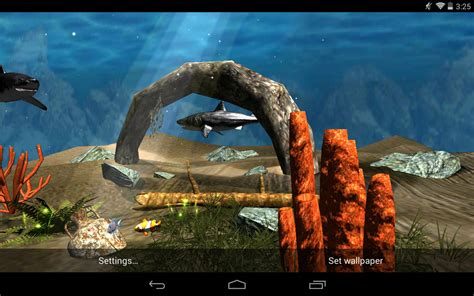 Live Animal Wallpaper For Pc - underwater live wallpaper for pc gallery