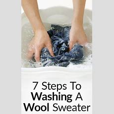 How To Wash Wool Sweaters In 7 Steps  The Right Way To