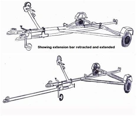 Boat Trailer Guide Extension by Boat Trailer Rollers Boat Trailer Parts Boat Trailer