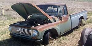 1965 International 1200 Pickup