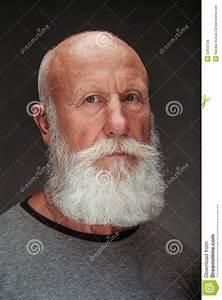 Big cocked old man
