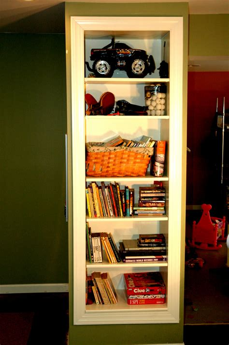 Build A Bookcase by Building A Built In Bookcase You Can Do It Yourself