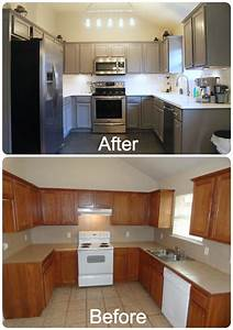 the duffle family diy kitchen makeover With kitchen colors with white cabinets with music sheet wall art