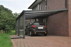 Carport, l'abri de voiture sur mesure élégant et design