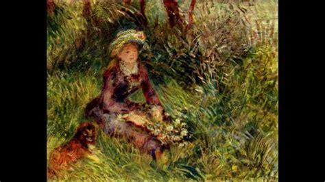 Pierre Aguste Renoir Paintings Youtube