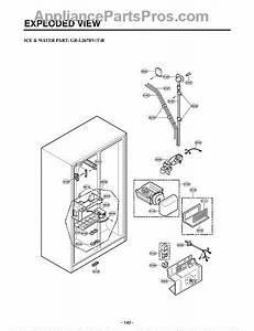Lg 5040ja2015a Water Nozzle