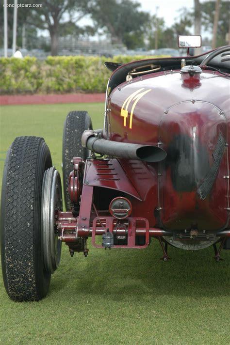 1933 Alfa Romeo 8c 2300 Monza At The Palm Beach