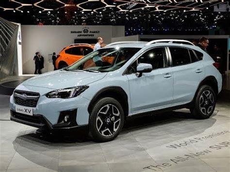 2019 Subaru Xv Crosstrek Hybrid Review Youtube