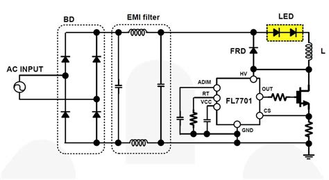 Fairchild Semiconductor's Smart LED Lamp Driver IC Solves ...