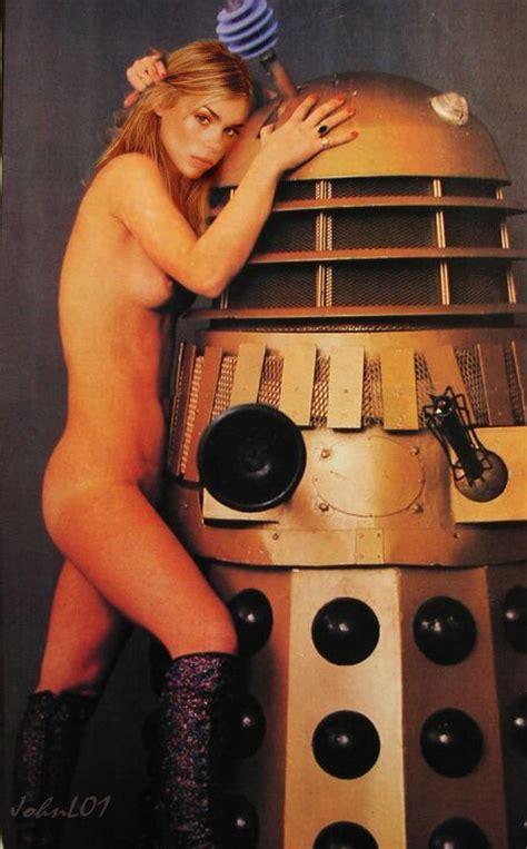 Image 23591 Billiepiper Dalek Doctorwho Jogrant